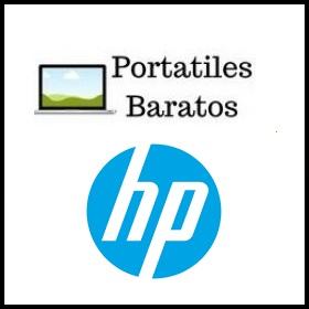 portatiles HP baratos